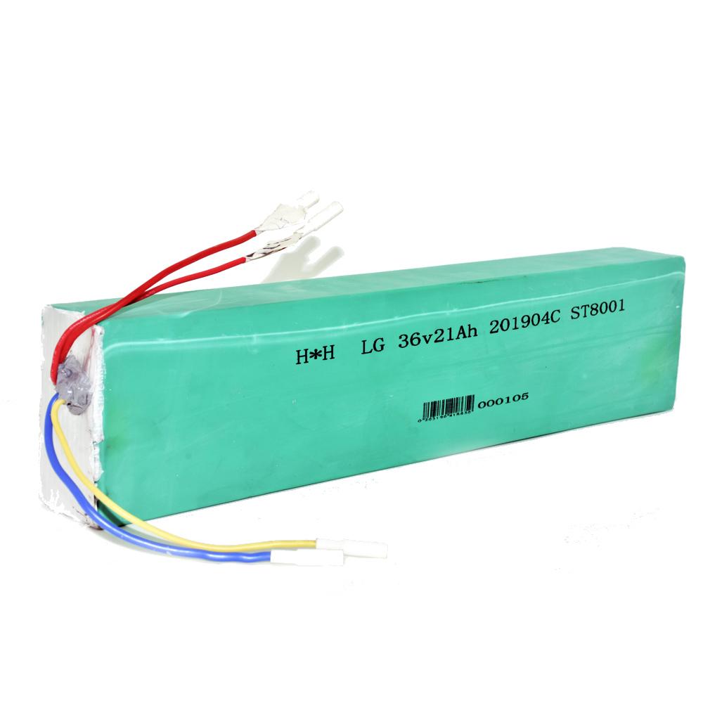 Baterie LG 36 V, 20.8 Ah pro elektrokoloběžku BLUETOUCH BT350