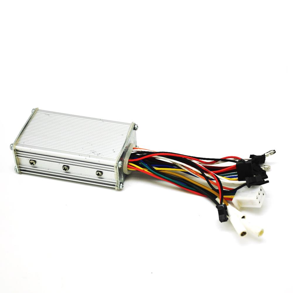 Řídící jednotka 48 V pro elektrokoloběžku BLUETOUCH BT500