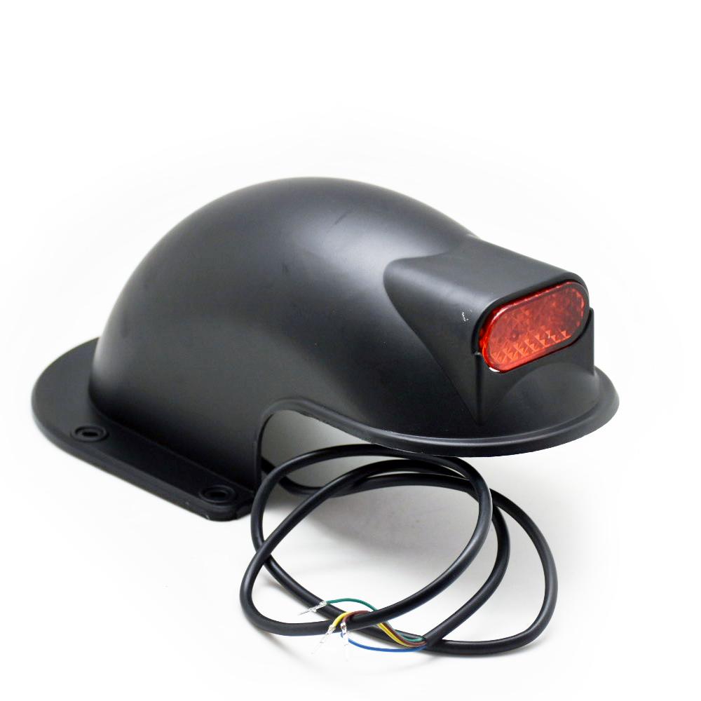 Zadní blatník s LED světlem pro elektrokoloběžku BLUETOUCH BT500
