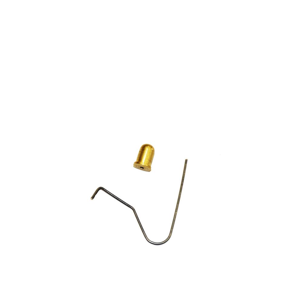 Ocelová pružina na zajištění tyče řídítek pro elektrokoloběžku BLUETOUCH BT KIDS