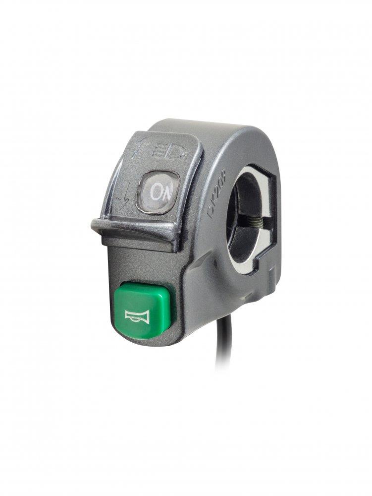 Přepínač světel a klaksonu pro elektrokoloběžku BLUETOUCH BT350