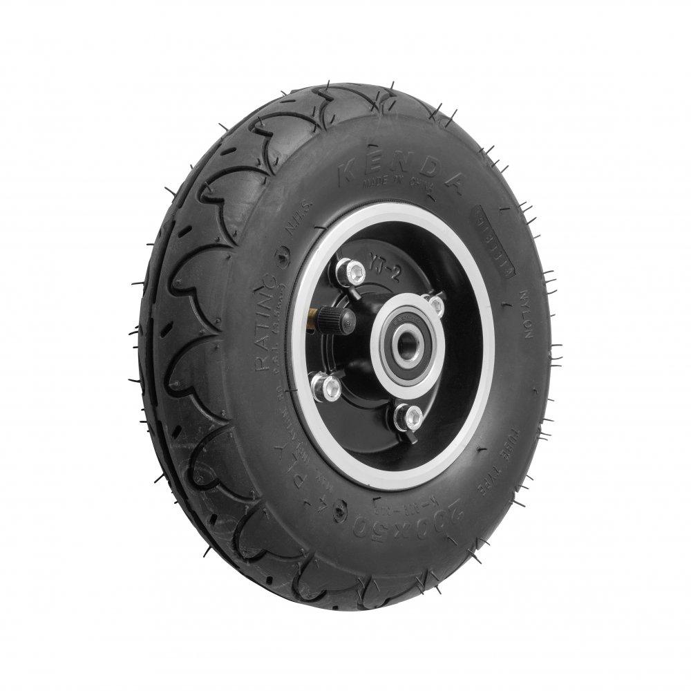 """Zadní bezdušová pneumatika 8"""" pro elektrokoloběžku BLUETOUCH BT350"""